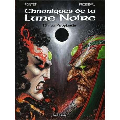Chroniques de la Lune Noire - Tome 13 - La Prophétie