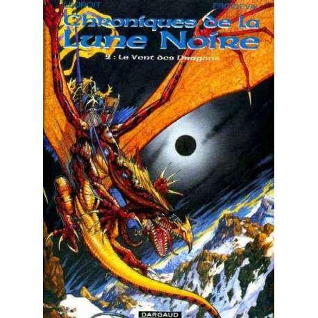 Chroniques de la Lune Noire - Tome 2 - Le vent des Dragons