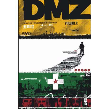 DMZ (Urban Comics) - Volume 2