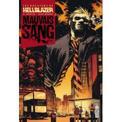 Hellblazer (Les Dossiers de) - Tome 1 - Mauvais sang