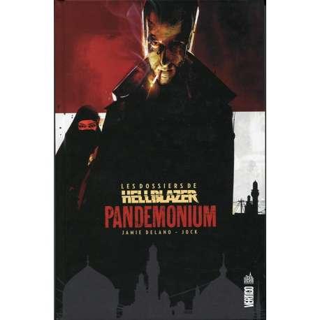 Hellblazer (Les Dossiers de) - Tome 2 - Pandemonium