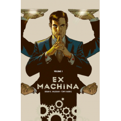 Ex Machina (Urban Comics) - Tome 1 - Volume I