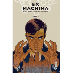 Ex Machina (Urban Comics) - Tome 2 - Volume II