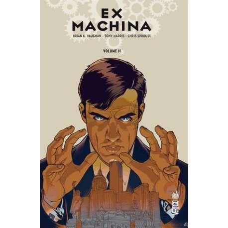 Ex Machina (Urban Comics) - Tome 2 - Volume II