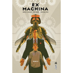 Ex Machina (Urban Comics) - Tome 3 - Volume III