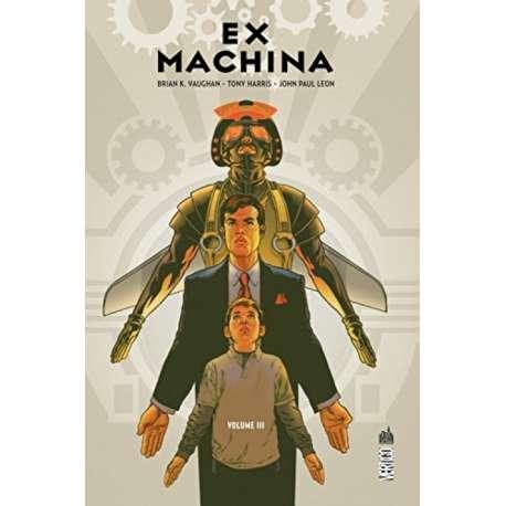 Ex Machina (Urban Comics) - Tome 3 - Volume III