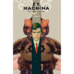 Ex Machina (Urban Comics) - Tome 4 - Volume IV