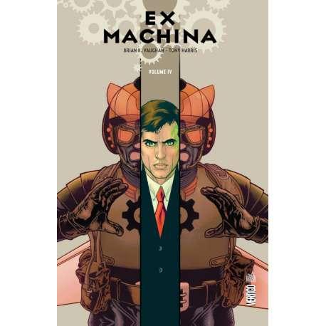 Ex Machina (Urban Comics) - Tome 4 - Volume IV