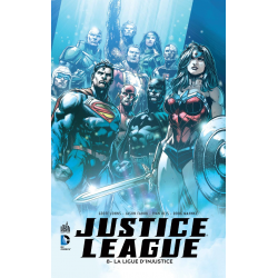 Justice League (DC Renaissance) - Tome 8 - La Ligue d'Injustice