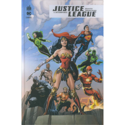 Justice League Rebirth - Tome 3 - Intemporel