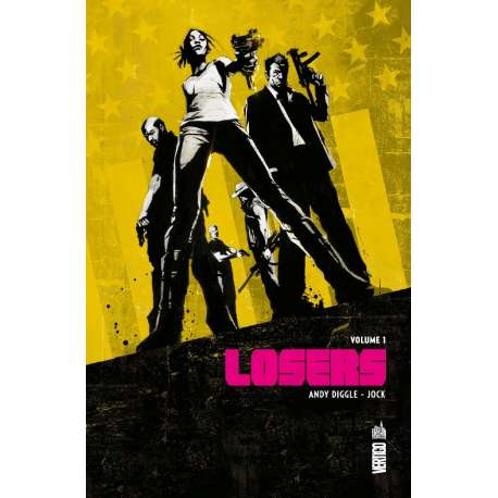 Losers (Diggle/Jock, Urban Comics) - Tome 1 - Volume 1