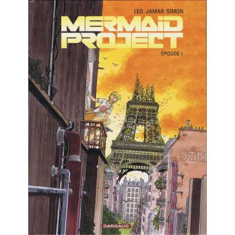 Mermaid Project - Tome 1 - Épisode 1