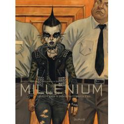 Millénium - La reine dans le palais des courants d'air