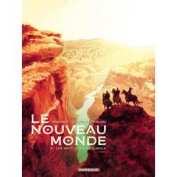 Nouveau monde (Le) - Tome 2 - Les Sept cités de Cibola