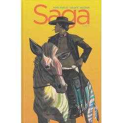 Saga (Vaughan/Staples) - Tome 8 - Tome 8