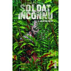 Soldat inconnu (Urban Comics) - Tome 2 - Un meutre pieux
