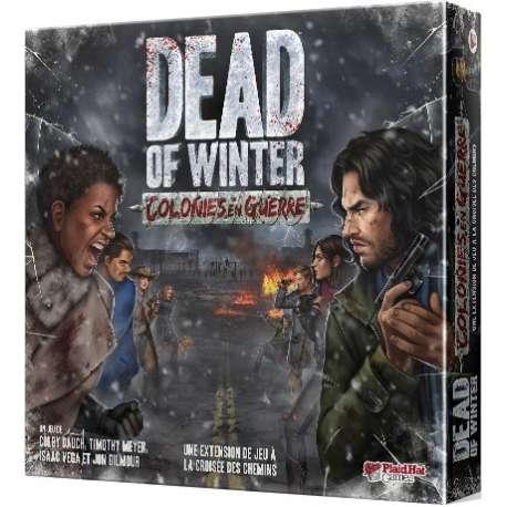Dead of Winter - Ext. Colonies en Guerre