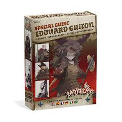Zombicide Black Plague : Special Guest Édouard Guitton
