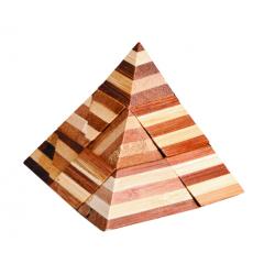 Casse-Tête Fridolin BAMBOU Pyramide