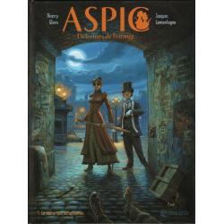 Aspic, détectives de l'étrange - Tome 1 - La naine aux ectoplasmes