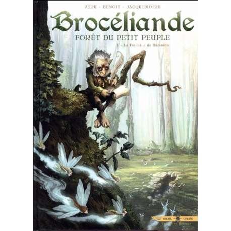 Brocéliande - Tome 1 - La Fontaine de Barenton