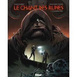 Chant des Runes (Le) - Tome 2 - Le quatrième frère