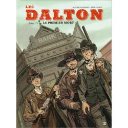 Dalton (Les) (Visonneau/Alonso) - Tome 1 - Le premier mort