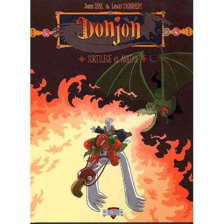 Donjon Zénith - Tome 4 - Sortilège et avatar
