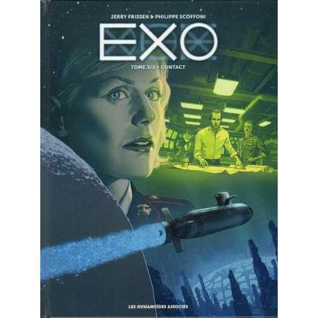 Exo - Tome 3 - Contact