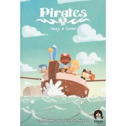 Pirates Livre 3 - Journal d'un héros