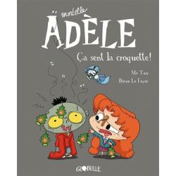 Mortelle Adèle - Tome 11 - Ça sent la croquette