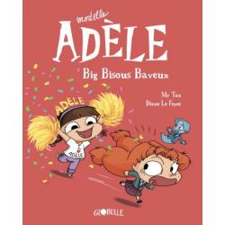 Mortelle Adèle - Tome 13 - Big bisous baveux