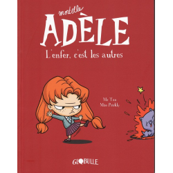 Mortelle Adèle - Tome 2 - L'enfer, c'est les autres