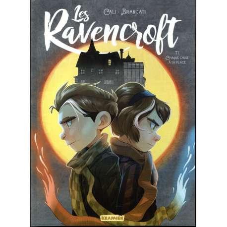 Ravencroft (Les) - Tome 1 - Chaque chose à sa place