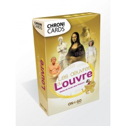"""Chronicards """"Histoire du Louvre"""""""