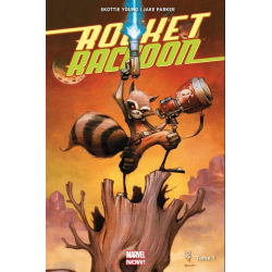 Rocket Raccoon (Marvel Now!) - Tome 1 - Il était un Groot...