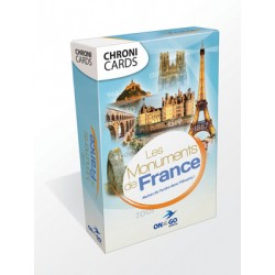 "Chronicards ""Monuments de France"""