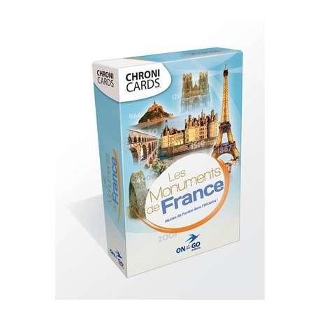 "Chronicards ""Monuments de France"""