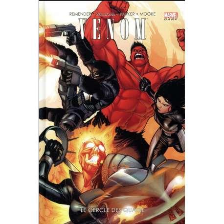 Venom (Marvel Dark) - Tome 3 - Le Cercle des Quatre