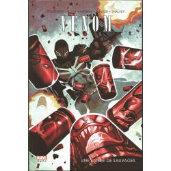 Venom (Marvel Dark) - Tome 4 - Une bande de sauvages