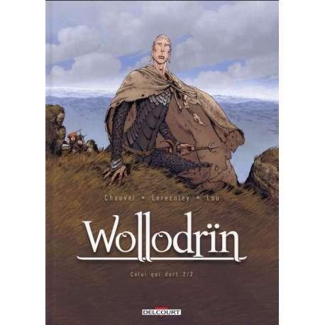 Wollodrïn - Tome 6 - Celui qui dort 2/2