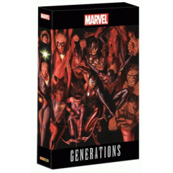 Marvel Generations N° 1, mars 2018