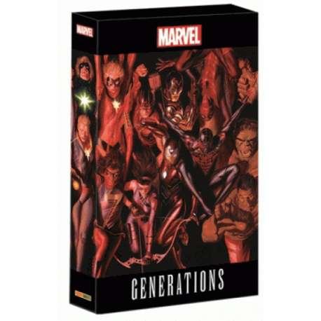 Marvel Generations N° 1, mars 2018