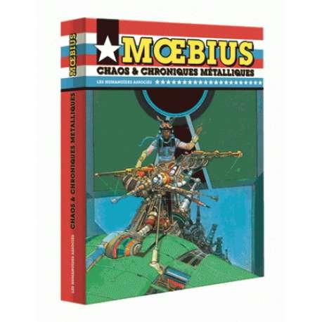 Moebius - Coffret en 2 volumes : Chaos, Chroniques métalliques