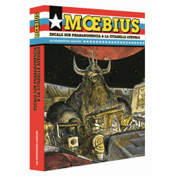Moebius - Coffret en 2 volumes : Escale sur Pharagonescia, La citadelle aveugle