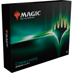 MTG Commander Anthology 2018