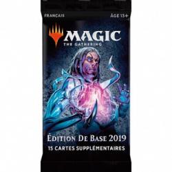 MTG Edition de Base 2019 : Booster FR