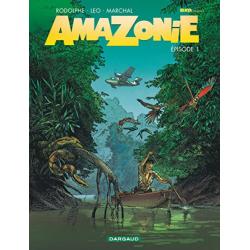 Amazonie (Kenya - Saison 3) - Tome 1 - Épisode 1