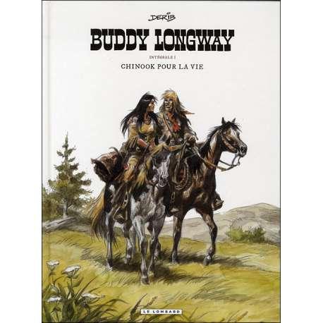Buddy Longway - Chinook pour la vie