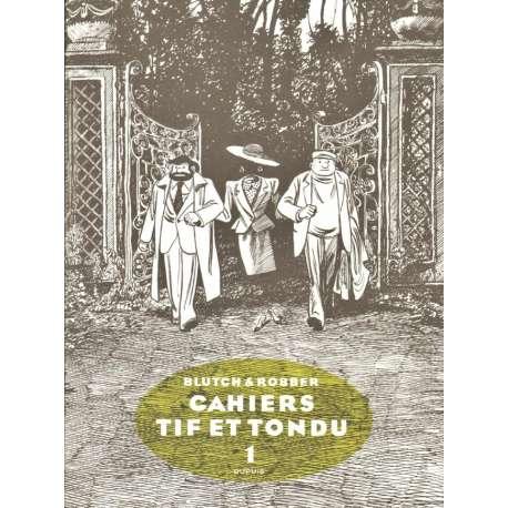 Tif et Tondu - Cahiers Tif et Tondu 1